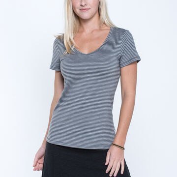 Toad&Co Womens Marley Short-Sleeve Top