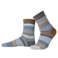 Solmate Socks Women's Foxtail Crew Sock