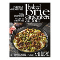 Gourmet Du Village Brie Topping - Fig & Pistachio