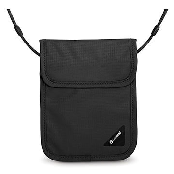 Pacsafe Coversafe X75 RFID-Blocking Anti-Theft Neck Pouch