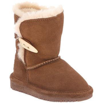 Bearpaw Toddler Girls Abigail Boot