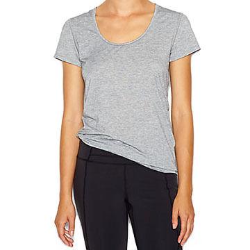 Lucy Womens Workout Short-Sleeve T-Shirt