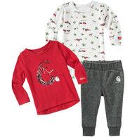 Carhartt Infant/Toddler Girls' Holiday Gift Set