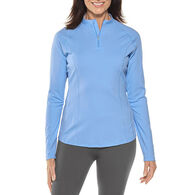 Coolibar Women's UPF 50+ Long-Sleeve Rashguard