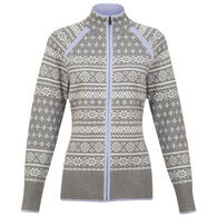 Krimson Klover Women's Yorkshire Full Zip Sweater