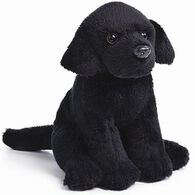 Nat & Jules Small Black Labrador Beanbag Stuffed Animal