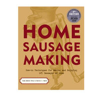 Home Sausage Making: How-To Techniques For Making and Enjoying 100 Sausages at Home by Susan Mahnke Peery & Charles G. Reavis