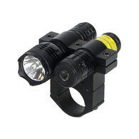 BSA 650nm Tactical Red Laser Sight w/ Flashlight