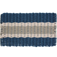 Custom Cordage Maine Rope Mat - 5 Stripes