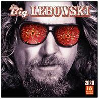 Sellers Publishing The Big Lebowski 2020 Wall Calendar