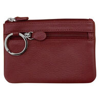 ili New York Women's Coin Purse with Key Ring