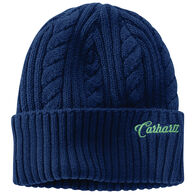 Carhartt Women's Rib-knit Fisherman Beanie Hat
