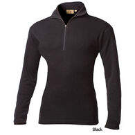 Minus 33 Women's Midweight Quarter Length Zip Top