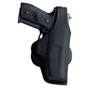 Bianchi Model 7500 AccuMold Thumbsnap Paddle Holster - Left Hand