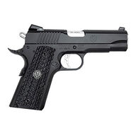 """Ruger SR1911 Micarta 45 Auto 4.25"""" 7-Round Pistol"""