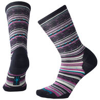 SmartWool Women's Ethno Graphic Crew Sock - Special Purchase