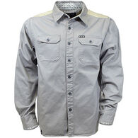 Ski The East Men's Skowhegan Long-Sleeve Work Shirt