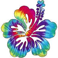 Sticker Cabana Hibiscus Sticker