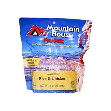 Mountain House Pro-Pak Rice & Chicken - 1 Serving