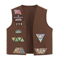 Girl Scouts Official Brownie Vest