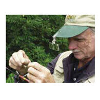 Flip-Focal Clip-On Fly Tying Magnifier