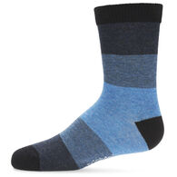 MeMoi Boy's Ombre Crew Sock