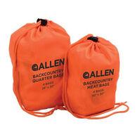 Allen Company Backcountry Quarter Bag - 4 Pk.