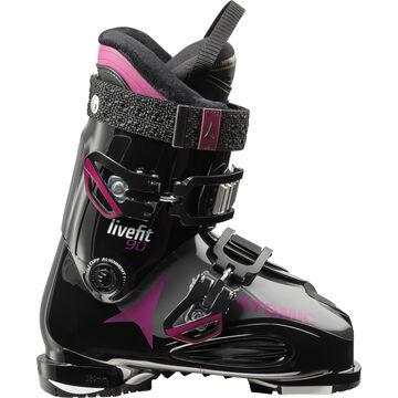 Atomic Womens Live Fit 90 W Alpine Ski Boot - 18/19 Model