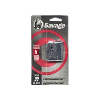 Savage Arms 93 Series Magnum 22 WMR / 17 HMR 5-Round Magazine