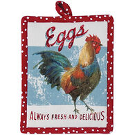 Kay Dee Designs Farm Nostalgia Pot Holder