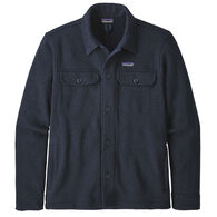 Patagonia Men's Better Sweater Fleece Shirt Jacket