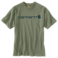Carhartt Men's Screenprinted Logo Short-Sleeve T-Shirt