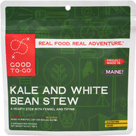 Good To-Go Kale and White Bean Stew - 2 Servings