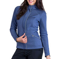 ExOfficio Women's Thermique Full-Zip Fleece Jacket