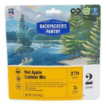 Backpackers Pantry Hot Apple Cobbler - 2 Servings