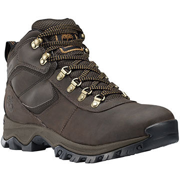 Timberland Mens Mt. Maddsen Mid Waterproof Hiking Boot