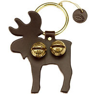 New England Bells Moose Door Chime