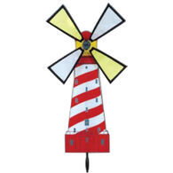 Premier Designs White Shoal Lighthouse Petite Spinner
