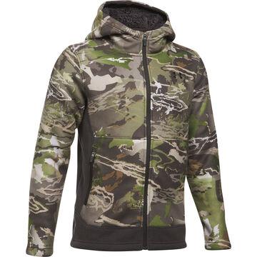 Under Armour Boys Stealth Fleece Jacket