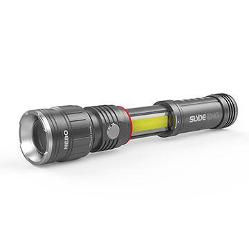 Nebo Slyde King 330 Lumen Flashlight / 250 Lumen Work Light