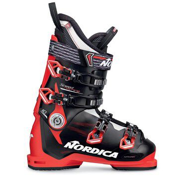 Nordica Mens Speedmachine 110 Alpine Ski Boot - 16/17 Model