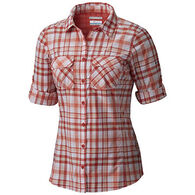 Columbia Women's Saturday Trail Plaid Long-Sleeve Top