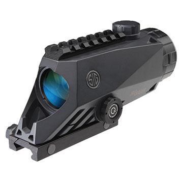 SIG Sauer Bravo4 4x30mm 5.56/7.62 Horseshoe Dot Illuminated Battle Sight