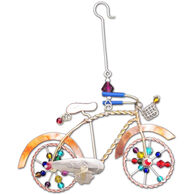 Pilgrim Imports Vintage Bicycle Ornament