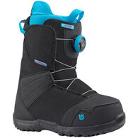Burton Children's Zipline Boa Snowboard Boot - 17/18 Model