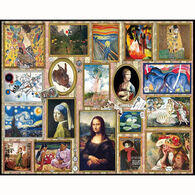 White Mountain Jigsaw Puzzle - Great Paintings