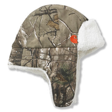 Carhartt Infant/Toddler Boys Realtree Sherpa-Lined Bubba Hat