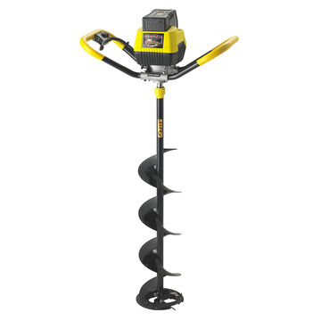 Jiffy Model 56 E6 Lightning Battery-Powered Ice Auger