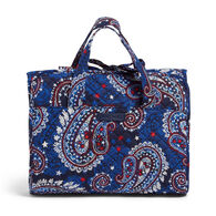 Vera Bradley Signature Cotton Hanging Travel Organizer