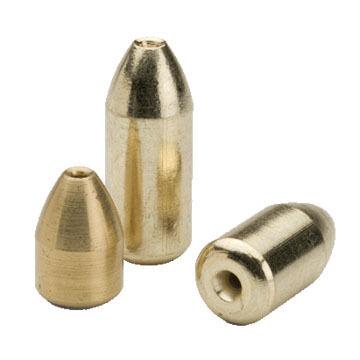 Bullet Weights Brass Carolina Sinker - 3 Pk.